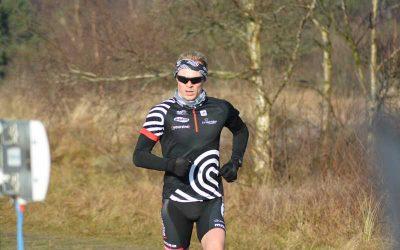 Mark Hamersma en Marieke van Lierop winnen eerste Cross Duathlon Ameland