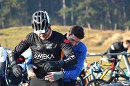 Cross Duathlon Ameland 2018: Evenementen Sporteiland