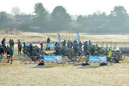 Cross Duathlon Ameland 2018: Parcours en locaties