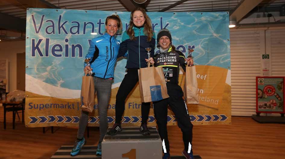 Cross Duathlon Ameland 2019: Winnaars Dames lange afstand
